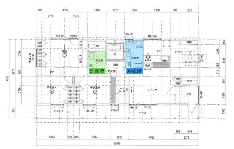 1階平面図3